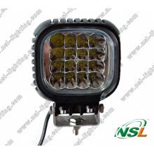 Waterproof LED Work Light 48W LED Spot/Flood Light 10-30V DC LED Driving Light for Truck LED Offroad Light