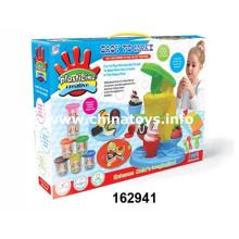 Venda quente promocional crianças de brinquedo de plástico modelo de argila (162941)