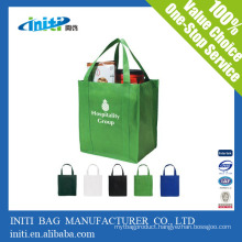 Utility large custom foldable non woven bags