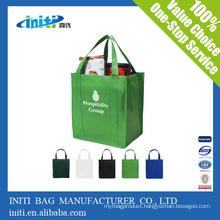 Utility large custom foldable non woven bags