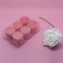 wholesale White Tealight Candles In aluminium cup