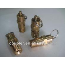 Air compressor safety valve/brass boiler safety valve