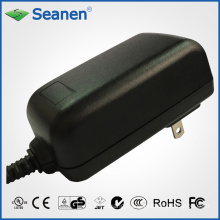 18watt/18W Power Adapter with Us Pin for Mobile Device, Set-Top-Box, Printer, ADSL, Audio & Video or Household Appliance