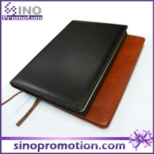 High Quality Low Price Hardcover Chinese PU Notebook