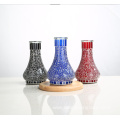 Easy cleaning pot type glass water pipe