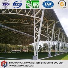 Stahlrohr-Binder-Struktur-Gebäude