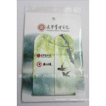PVC Bookmark with Printing Logo