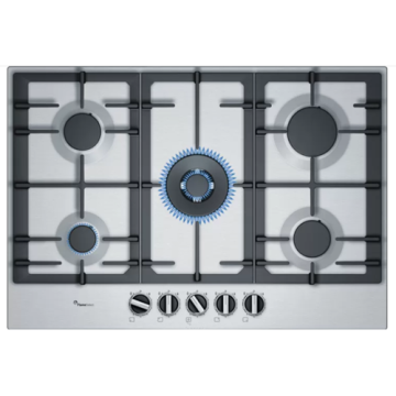 Bosch Gas Hobs UK Stainless 90cm