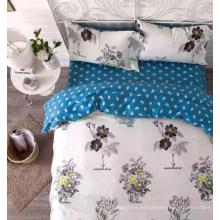 Tejido de microfibra de pigmento impreso para ropa de cama con buena calidad a la venta