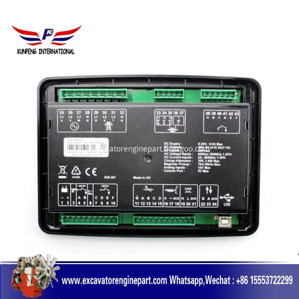 Engine Dse 6020 Controller Generator Control Module Dse6020