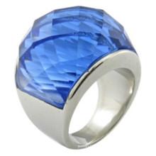 Кольцо из нержавеющей стали с высоким Qulitity Stone