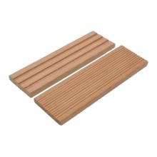 Solid / WPC / Plástico de madeira Composto Pavimento / Exterior Decking63 * 10