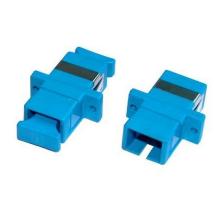 Sc-Sc Single-Mode Simplex Fibra Óptica Adaptador