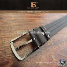 Cinturão negro barato dos homens da venda quente do preço baixo