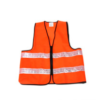 Reflective Safety Vest (Zipper) .
