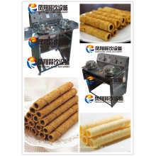 High Efficiency Double Operation Pan Egg Roll Baker, Egg Roll Making Machine
