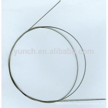 Superelastic Ni Ti alloy 0.75mm nitinol wire price per kg