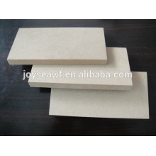 good price standard size mdf board