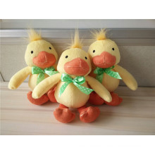 Customized Design Easter Day Duck Plush Toy Factory
