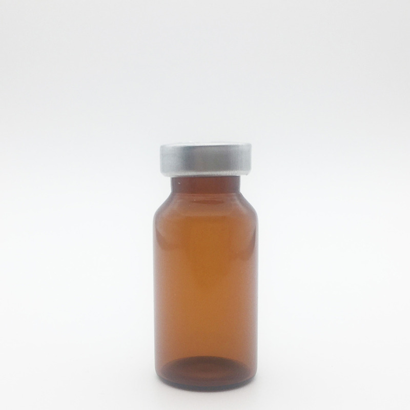 10ml Amber Sterile Serum Vials