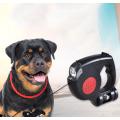 Auto Led Retractable Large Dog Leash
