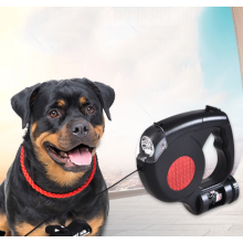 Auto Led Retractable Large Dog Leash