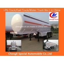 Heavy Duty 3-Axle 20cbm Hydrochloric Acid Tank Truck Trailer Sulphuric Acid Tank Trailer