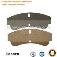 Прокладка тормозной колодки для автомобильной тормозной колодки