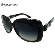 Marco clásico auténticas gafas de sol grandes