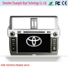 Caja de interfaz de navegación para coche Toyota Prado 2014