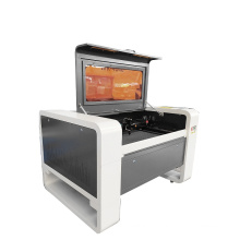 Beauty Multifunction co2 laser cutting engraving machine for wood acrylic plywood leather 6090 60w 80w 100w CCD camera to choose