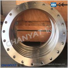 En/DIN Stainless Steel Blind Flange (1.4571, X6CrNiMoTi17122)