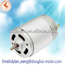 RS-380 Motor for Car Toys 12V DC hair dryer Motor
