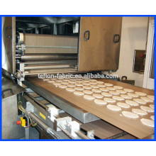 Самый лучший продавец Alibaba 0.13mm Высокая температура упорная 260 PTFE покрыла ткань стеклоткани для печи пиццы
