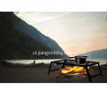 Draagbare Campfire Grill Stand met inklapbare poten