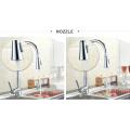 Haijun Promotional Dual Sprayer Control Water Spray Abs Kitchen Faucet Nozzle
