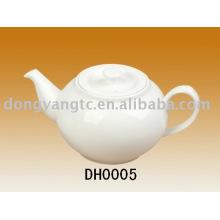 porcelain tea pot,ceramic tea pot,tea pot with filter,porcelain tea pot,color glazed tea pot
