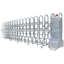 automatic folding gate(stainless steel)
