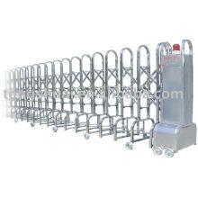 автоматически складывающиеся ворота (нержавеющая сталь)