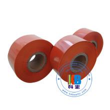 Ruban pour imprimante couleur orange pour machine à mesurer le cuir