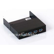 Espaço de disco flexível, USB3.0 HUB