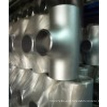 Seamless Stainless Steel Equal Tee com PED 3.1 Cert.