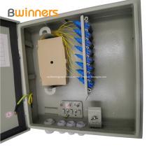 Caja de distribución óptica montada en la pared exterior 24 núcleos SC \ PC SC \ APC