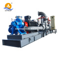 Petrochemical utility duties pump, split casing pump type