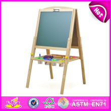 2014 Education Wooden Painting Easel Toy for Kids, Wooden Painting Easel for Children, Wooden Toy Painting Easel for Baby W12b046 Factory