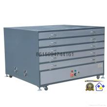 Tdp-70100 Tdp-70100 Armoire de séchage pour écrans lorsqu'elle est revêtue d'émulsion