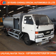 6 Wheels 4X2 Aircraft Refueling Truck for Sale