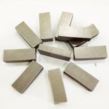 Long Work Life Granite Cutting 1200mm 20mm Diamond Segments For Single Saw segment diamond saw blade