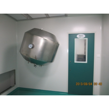 Food Aseptic Rotary Vacuum Dryer