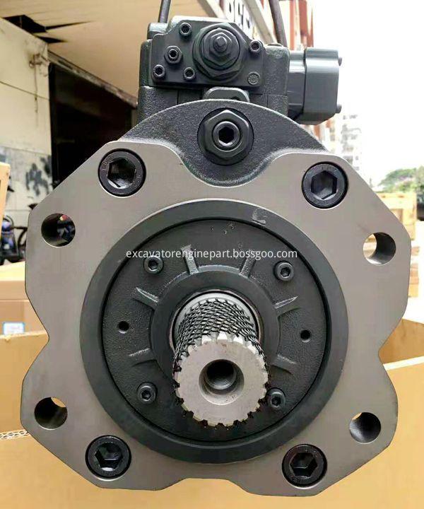 Volvo Ec460b Main Pump